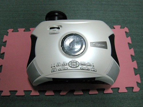 Optoma U2 投影機