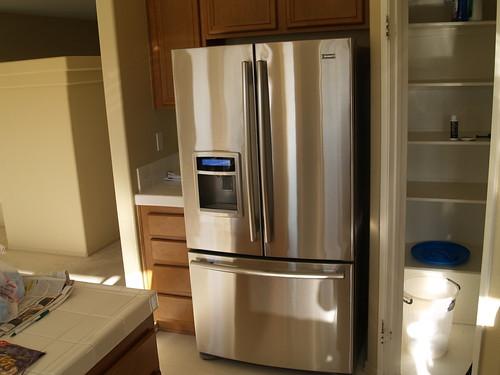 Counter Depth French Door Refrigerator | Side By Side Refrigerator