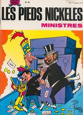 Les Pieds Nickelés ministres