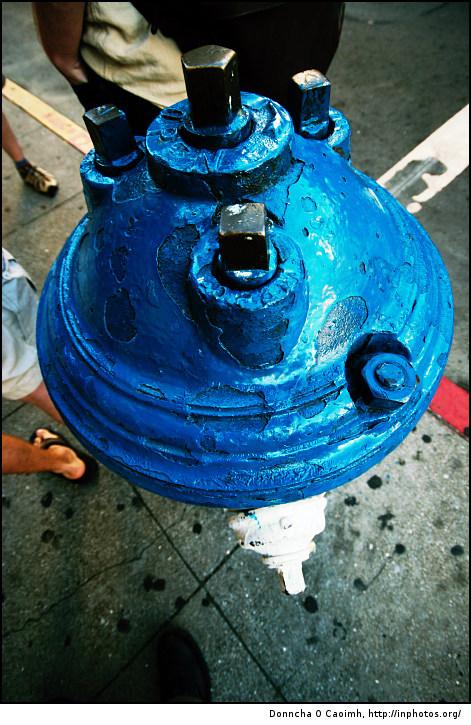 Turquoise Acid