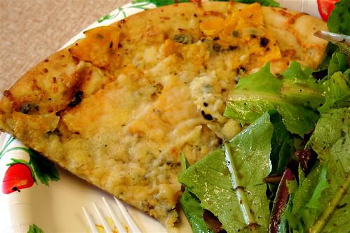 Roasted Squash Pizza