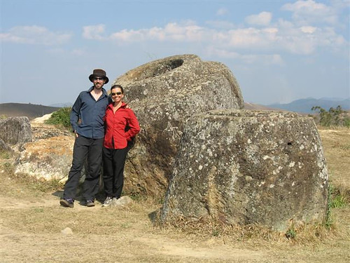 Plain of Jars - Laos