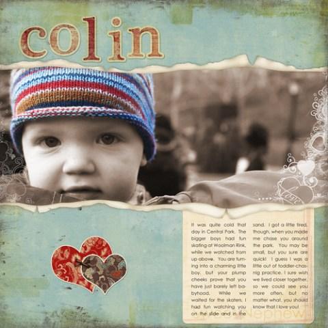 Colin Take 1