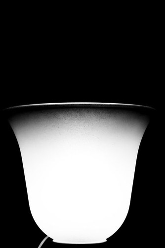 Less is More Lamp Light