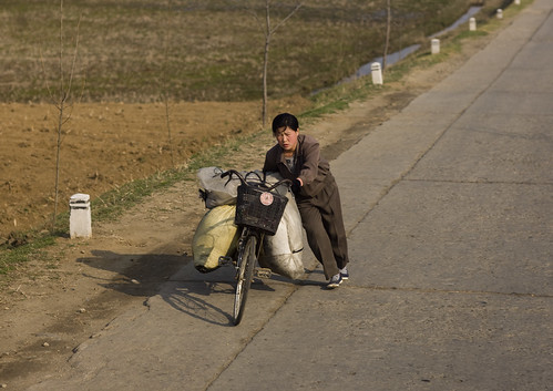 Life in the countryside - North Korea