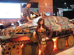 E3 2011 - World of Tanks (Wargaming.net)