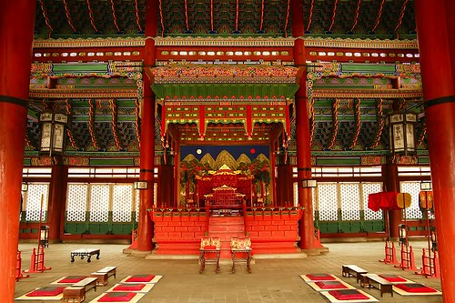The royal King's Court at Gyeongbukgung Palace by The Scalpel Master Photography.