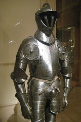 NYC - Metropolitan Museum of Art: Armor of Emp...