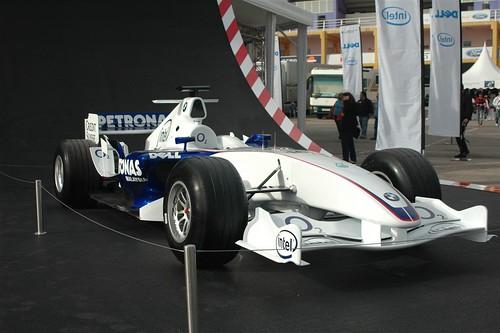 BMW-Sauber Formel 1