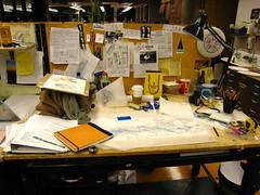 Desk Experiment 001