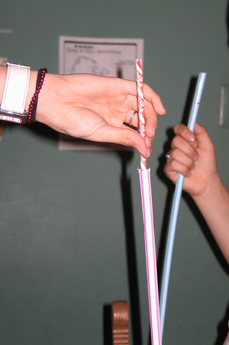 The Pixy Stix Challenge, Harrisburg, Pennsylvania, November 2007,photo © 2007 by QuoinMonkey. All rights reserved.