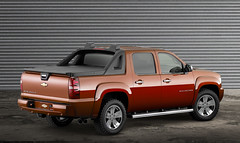 Chevrolet Avalanche Z71 Plus cool exotic car