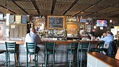 the bar at Twain's