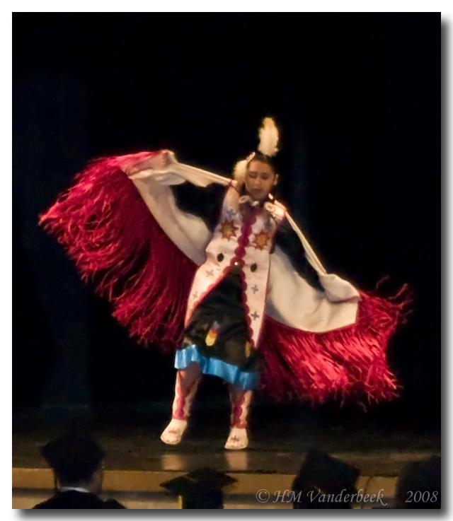 Zuni Pueblo Dancer