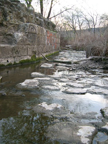 Restos del Puente de Zulema