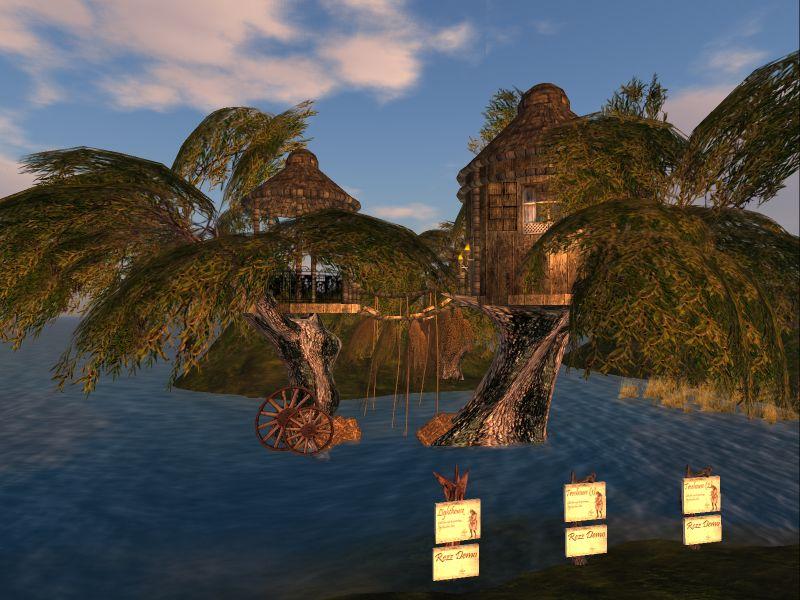 The Treehouse #1 Prefab