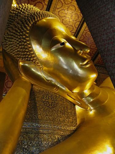 Golden Buddah, Bangkok, Thailand