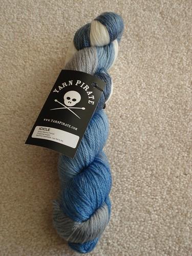 Yarn Pirate Icicle