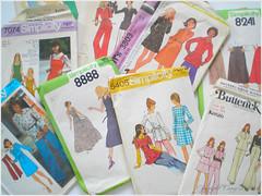 vintage sewing patterns 02