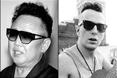 kim jong il vs joe strummer