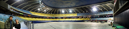 Pano Olympic Stadium