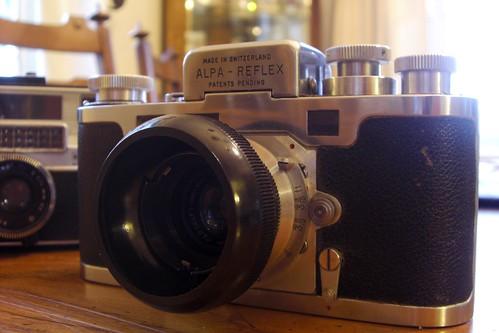 New Vintage Cameras Part I