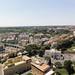 Aussicht von der Basilica Papale di San Pietro