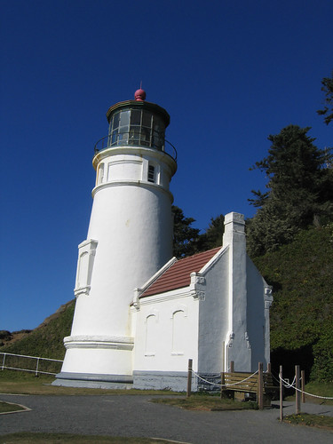 Day 08 - Heceta Head Light Station
