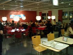IKEA étterem