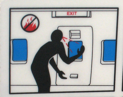 Emergency on an Airplane 2