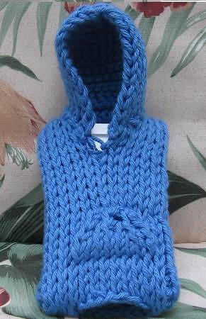 * SO cute!!!  I love this idea.  And yes, this IS tunisian crochet - its the tunisian knit stitch.