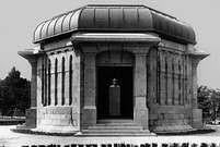 Henri Van de Velde. Monumento Abbe, en honor al f�sico alemán Ernst Abbe. Alemania. 1908.
