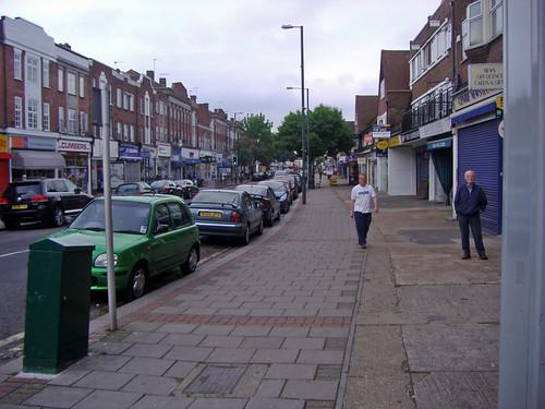 Whitton High Street, Creative Commons from satgurus photostream