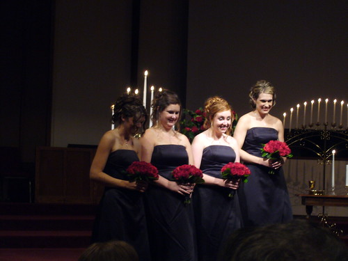 We bridesmaids