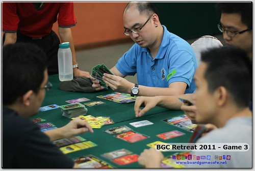 BGC Retreat 2011 - Game Three