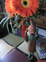 Halloween Bouquet, Minneapolis, Minnesota, October 2007, photo © 2007 by QuoinMonkey. All rights reserved.