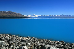 Lake Pukaki, NZ