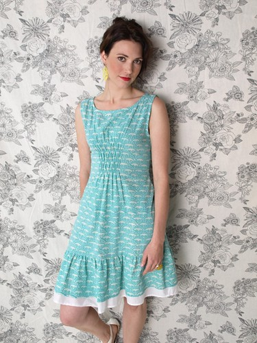 Mata Traders - dress_oakpark_teal