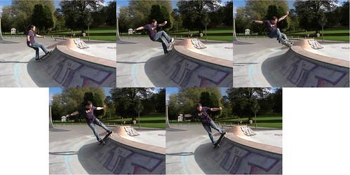 rick hurst sequence taken by casio Z1050