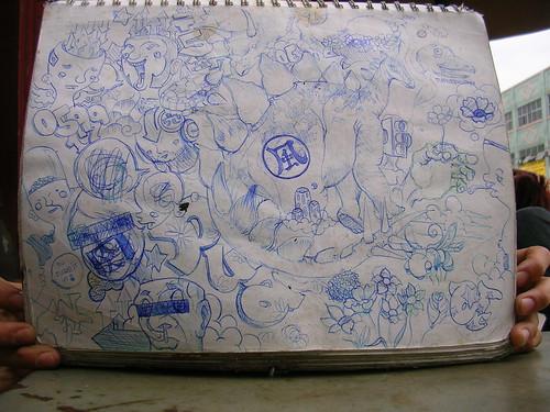 Yoskay Doodles