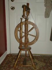 My Wee Spinning Wheel