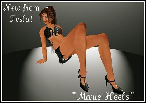 "FOTB - Tesla's ""Marie Heels"""