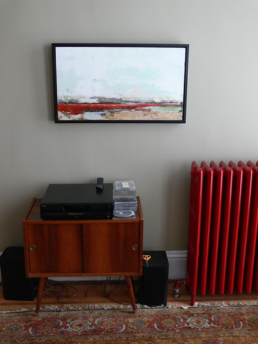 red red radiator
