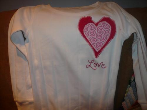 ella's shirt