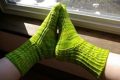 Firestarter socks