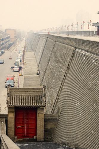 Endless Wall.
