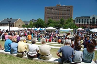 Greek Festival in Greenville