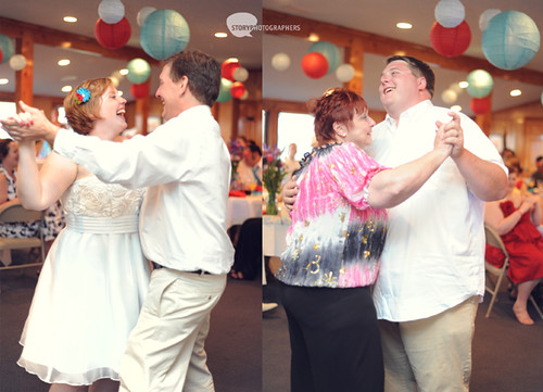 Father-Daughter/Mother-Son Dance