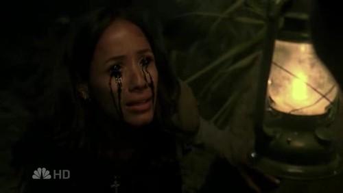 Dania Ramírez es Maya y tiene muy mala cara