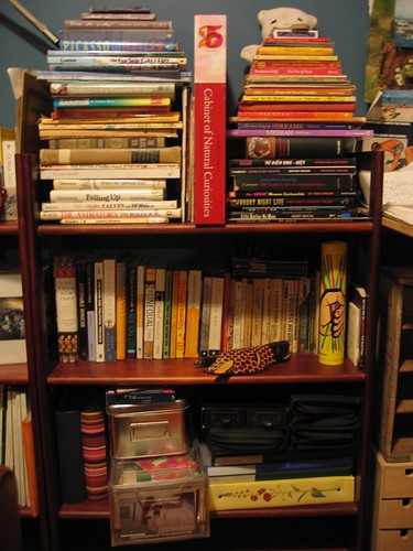 books organized